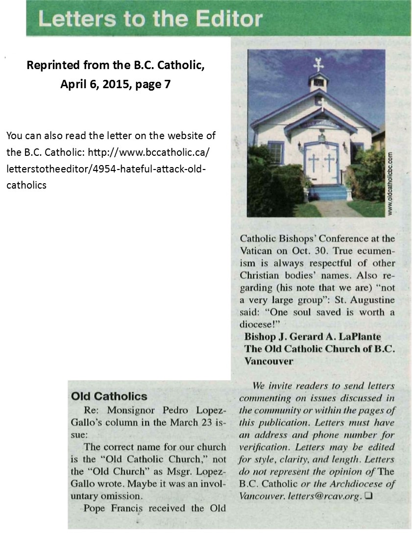 news april bc catholic